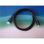 HDMI线金属头HDMI高清线 3D高清电脑电视数据线 厂家订做