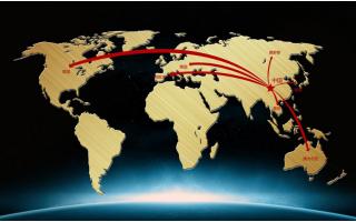 新丝绸之路 ——开启服务外包新通道