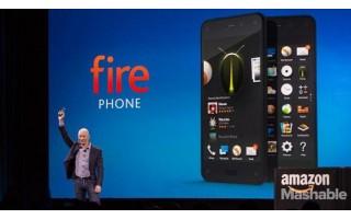 探秘亚马逊硬件战略:Fire Phone哪里出错了?