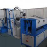 机器人箱壳焊工作站