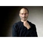 Hyper-realistic Silicone Sculpture – Steven Jobs