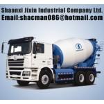 F3000 Cement Mixer Truck