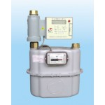 Diaphragm Gas Meter and System