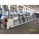 Basic Technical Parameters of RY380 Flexo Press