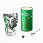 Wuzi Green Tea, special, 250g/tin