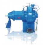 CQS No Shaft Seal Permanent Magnetic Transmission Single-stagedouble-suction Centrifugal Pump