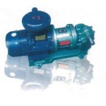 KCB No Shaft Seal Permanent Magnetic Transmission Gear Pump
