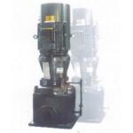 DLC No Gland Seal Permanent Magnet Transmission Multistage Centrifugal Pump