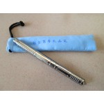 Titanium tactical pen,Titanium self-defense pen,titanium roller pen