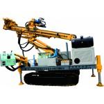 GL-6000B Type Full-hydraulic Crawler Multifunctional Engineering Drilling Machine