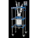 10~200L Double Glass Reactor
