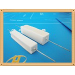 RX27 Type Porcelain Shell Wire Wound Resistors