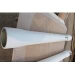 "4"" side port 600PSI 2 elements FRP membrane housing"