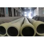 "8"" side port 600PSI 1 element FRP membrane housing"