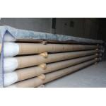 """8"""" end port 450PSI 1 element FRP membrane housing"""