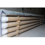 """8"""" end port 600PSI 1 element FRP membrane housing"""