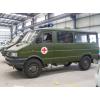 IVECO 4WD LHD Ambulance