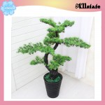 Decorative artificial flower plant