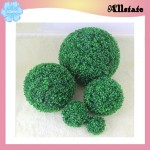 Artificial green grass ball