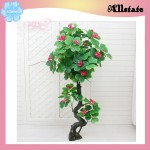 Artificial Tree Flower Green