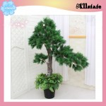 Artificial Plants Potted Greeting pine