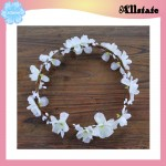 Wedding Floral Crown Women Headband