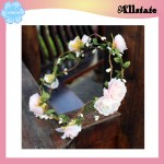 Seaside holiday classical wreath